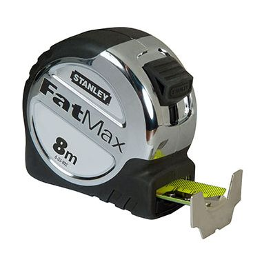 Stanley 0-33-892 FatMax Extreme Tape Measure 8m Metric Only