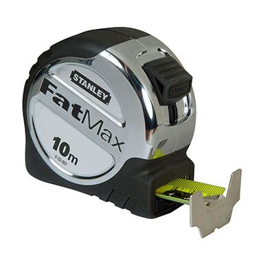 Stanley 0-33-897 FatMax Extreme Tape Measure 10m Metric Only