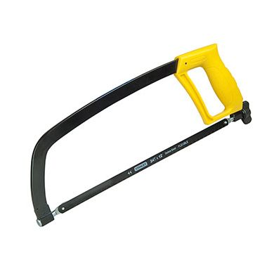 "Stanley 1-15-122 12"" Enclosed Grip Hacksaw"