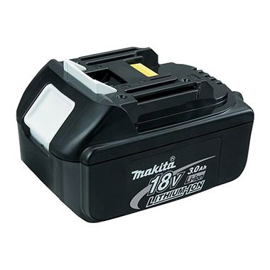 Makita BL1830B 18v Li-Ion 3.0Ah Slide On Battery Pack