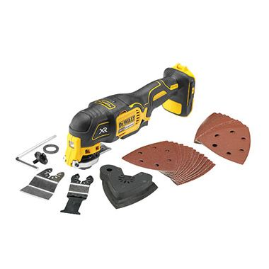 Dewalt DCS355N 18v Li-Ion Multi Tool Body Only