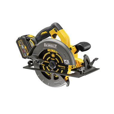 Dewalt DCS575T2 54v XR Circular Saw 190mm 2 x 6.0Ah Batteries