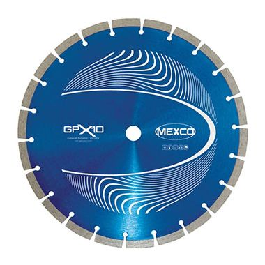 Mexco GPX10 300mm General Purpose Diamond Blade