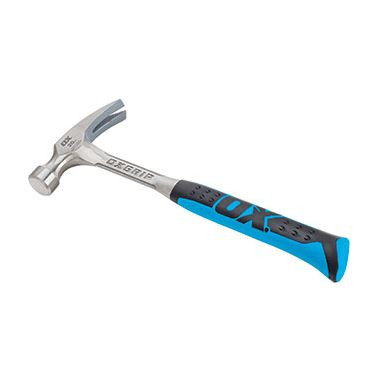 Ox OX-P082920 Pro Straight Claw Hammer 20oz