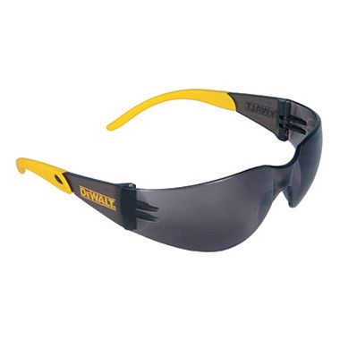 Dewalt Protector Smoke Safety Glasses