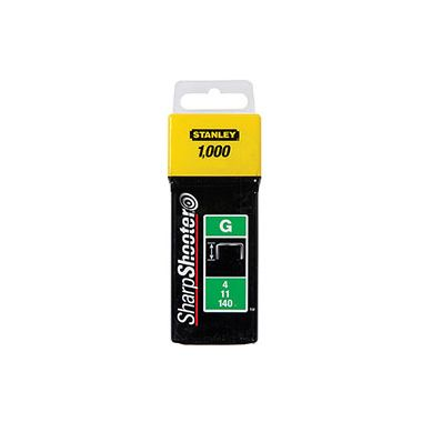 Stanley 1-TRA-705T 8mm Staples Pack of 1000