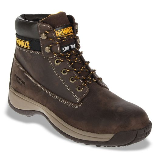 Dewalt Apprentice Brown Safety Boot