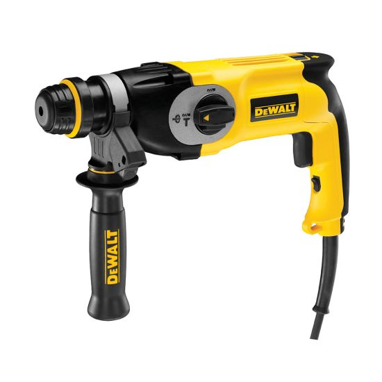 Dewalt D25123K SDS Plus 3 Mode Hammer Drill 800w 110v