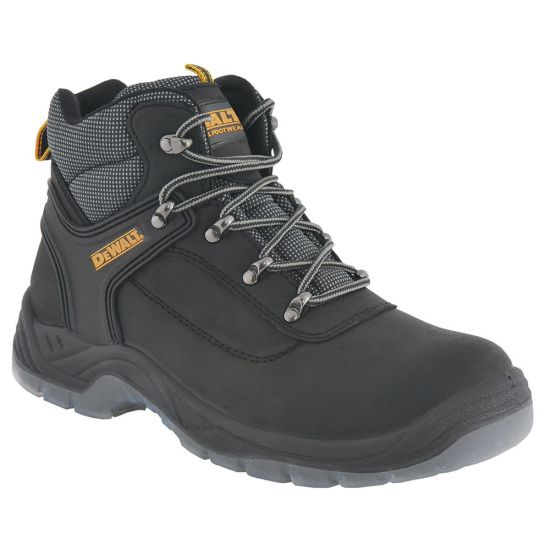 Dewalt Laser Safety Boot Steel Midsole