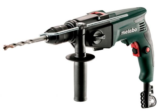 Metabo SBE760 600841850 240V Impact Drill with Keyless Chuck